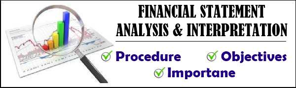 Course Image ANALYSIS AND INTERPRETATION OF FINANCIAL STATEMENTS